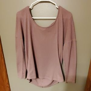 Coco colored Charlotte russe Sweater